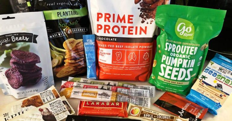 20 Favorite Easy Gut Healthy Snacks