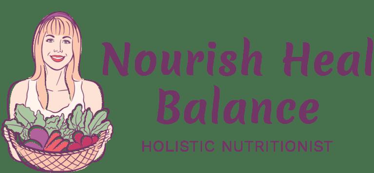 Nourish Heal Balance - Holistic Nutritionist San Diego, CA 92109 Logo